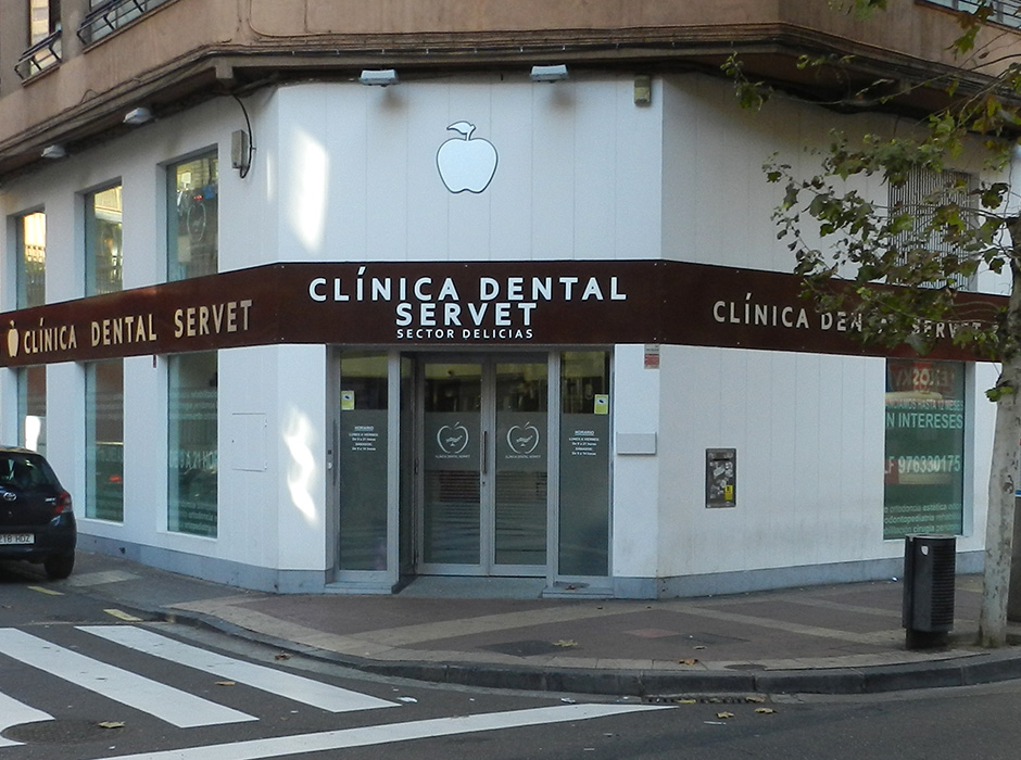 Clínica dental Servet Delicias