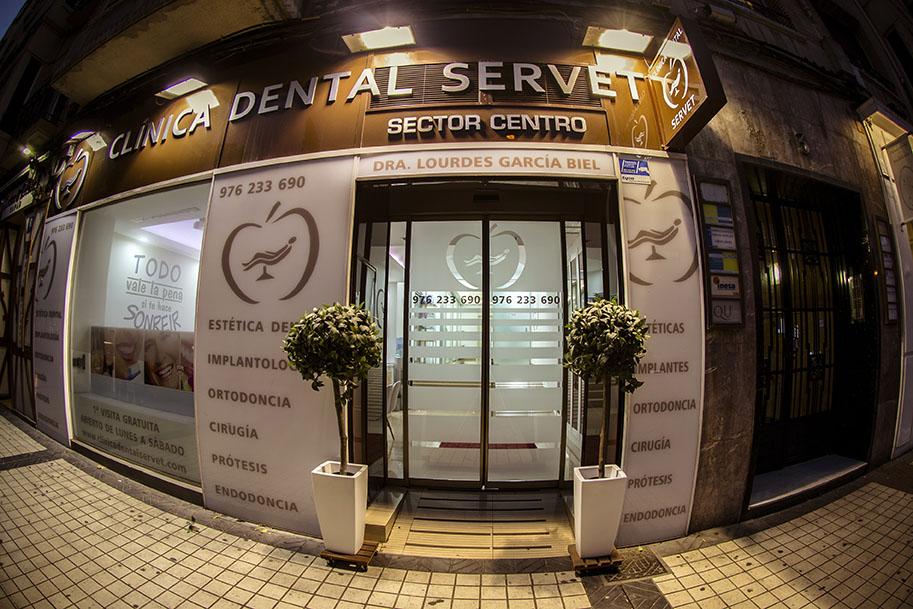 Clínica Dental Servet Zaragoza centro