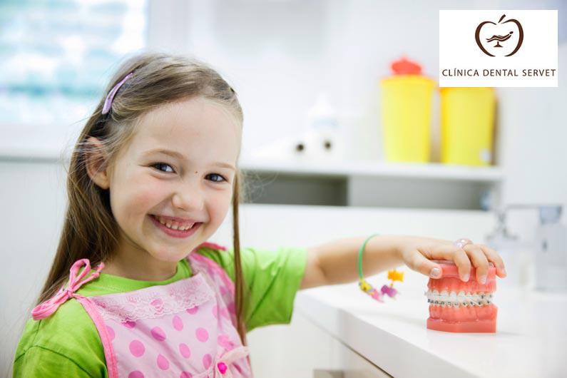 La importancia de llevar a los niños al dentista